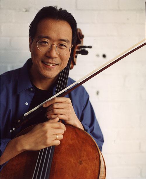 Citaten Yo Yo Ma : 中京テレビ事業 cte │第 回名古屋クラシックフェスティバル ヨーヨー・マ チェロ・リサイタル