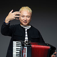 coba solo tour 2020 The Accordion 三重公演