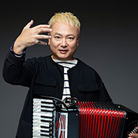 coba solo tour 2020 The Accordion 三重公演(振替公演)