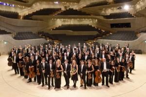 Hamburg ; NDR - Elbphilharmonie Orchester im Großen Saal der Elbphilharmonie
