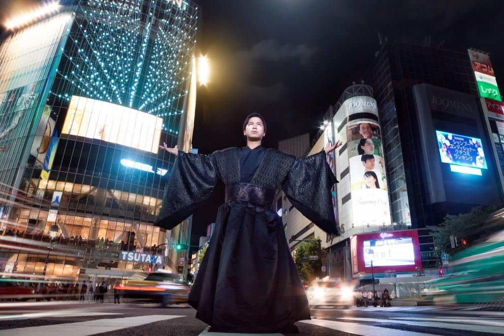 ※寄りトリミング※Hiroki Hara ( Shibuya Street)_264 (with LED)